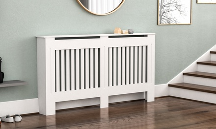 Radiator Cover in Choice of Size, Finish and Model