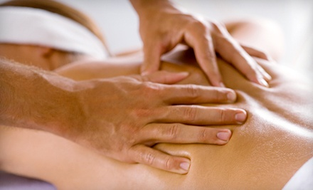 Two or Four 75-Minute Massages at Becoming Whole Wellness (Up to 53% Off)