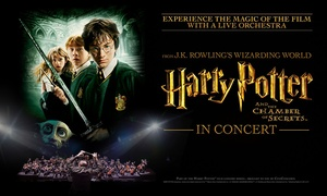 Senbla Ltd: Harry Potter and The Chamber of Secrets™ in Concert, Band A or B Ticket, 9 December, The SSE Hydro