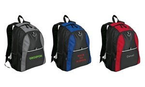 Thred Shack: One or Two Personalized Backpacks from Thred Shack (Up to 55% Off)