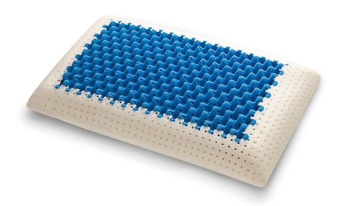 CuscinoBlue2Air in memory foam