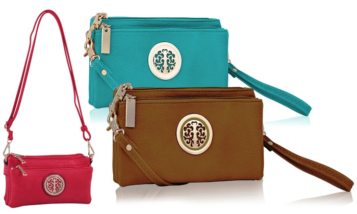 MKF Collection Natashe or July Crossbody Bag