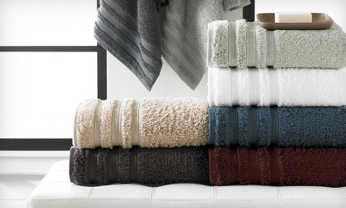 Three-Piece Kassatex Towel Set: $29 for a Three-Piece Kassatex UltraLoop Micro-Cotton Towel Set ($107 List Price). Eight Colors Available.