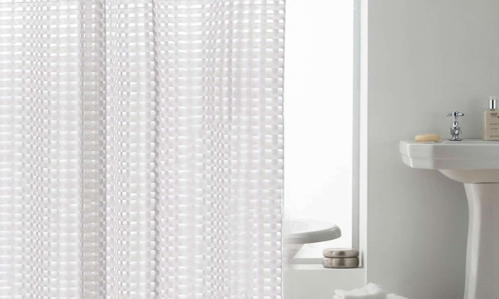 Up To 87 Off On 3D Effect EVA Shower Curtain