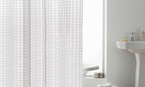 3D-Effect EVA Mildew Resistant and Waterproof Shower Curtain