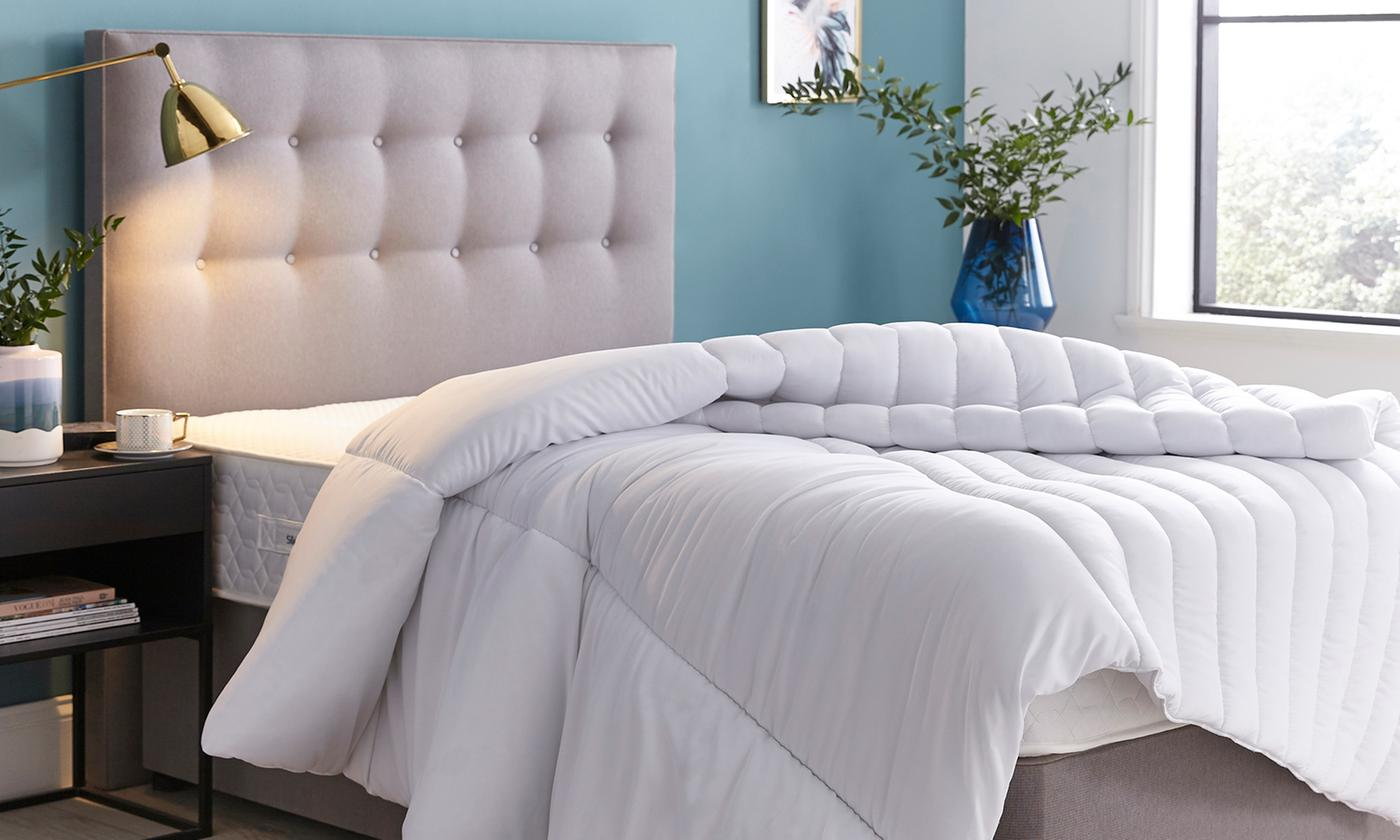 Silentnight Yours and Mine Double 13.5 Tog Duvet