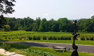 Up to 57% Off Winery Tour at White Silo Farm & Winery at White Silo Farm & Winery, plus 6.0% Cash Back from Ebates.