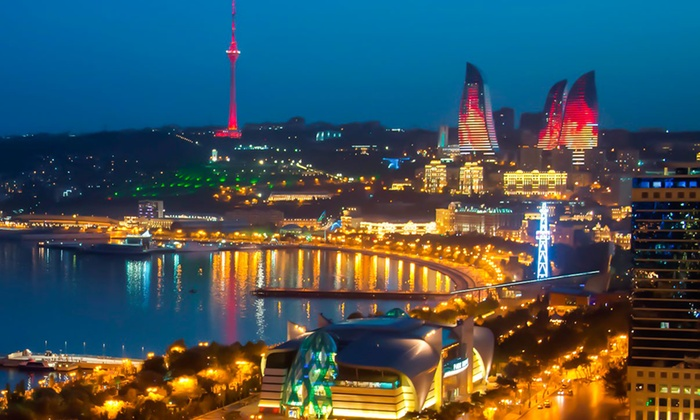HOUSE OF TOURS - Baku: ✈ Baku: 4-Day Baku Break with Accommodation, Breakfast, Return Flights and Transfers*