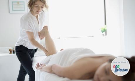 Uno o 3 massaggi a scelta per una persona al centro Da Ma, zona Piazza Re di Roma (sconti fino a 73%)
