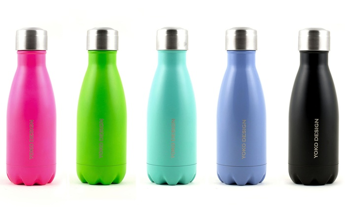 Fabuleux Bouteilles isothermes Yoko Design | Groupon Shopping SY99