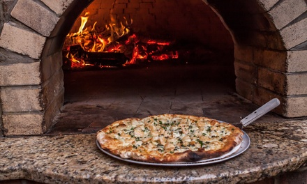 Italian Food at San Gennaro Wood Fired Brick Oven Pizza & Ristorante (Up to 47% Off). Two Options Available.