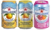 24 Cans of San Pellegrino Beverages