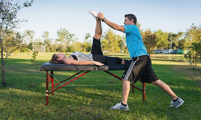 Stretch MD - Multiple Locations: 50% Off Stretch Therapy at Stretch MD