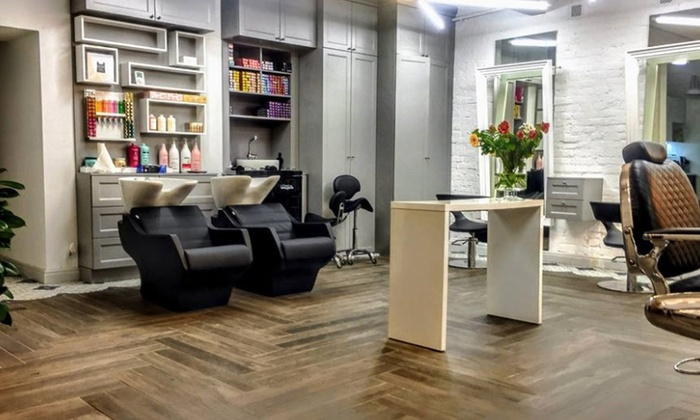 The Place Fryzjer Barber Shop Od 2499 Zł Warszawa Groupon