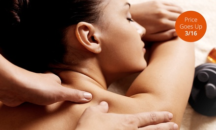 Insight Scan and One or Two 60-Minute Massages at The Spa at Pacific Wellness (Up to 77% Off)
