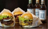 Burger-Menü mit Burger nach Wahl inkl. Getränk für 1 oder 2 Personen bei Soupreme Better Burger (30% sparen*)
