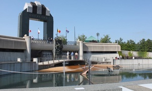 National D-Day Memorial: Visit and Walking Tour for Two or Four from National D-Day Memorial (Up to 50% Off)