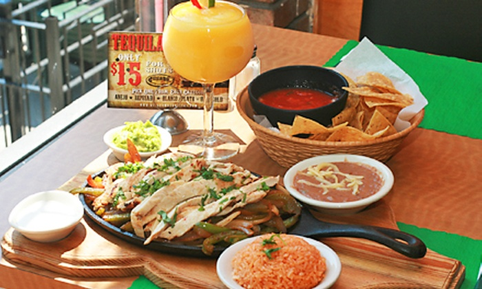 Cesar's Restaurant Inc. - North Side: Mexican Food and Margaritas at Cesar's Restaurant (Half Off). Two Options Available.