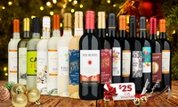 15 Bottles of Premium Wine with Waiter's Corkscrew