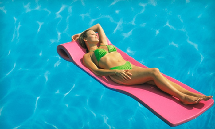 Southeast Pool Outlet - Tallahassee: Swimming-Pool Maintenance from Southeast Pool Outlet (Up to 90% Off). Four Options Available.