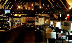 Bedfords: Street Food Meal for Two or Four at Bedford's (42% Off)