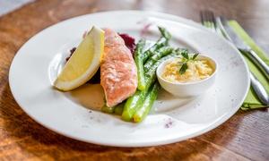 109 Za Rogiem: Sezonowe dania: 24 zł za groupon wart 40 zł do wydania na całe menu i więcej opcji w 109 Za Rogiem (-40%)