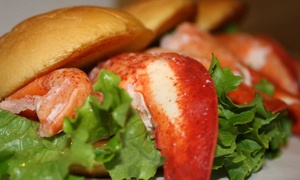 BGR The Burger Joint - DC: $16.50 for a Lobster-Roll Meal with Fries, Soda & Optional Milkshake at BGR The Burger Joint ($25.48 Value)