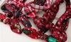 Three-Piece Christmas Elastic Hair Bands Set