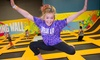 Urban Air Trampoline Park  - Wichita Falls: All Access Passes or Birthday Packages at Urban Air Trampoline Park (Up to 43% Off).  Six Options Available.