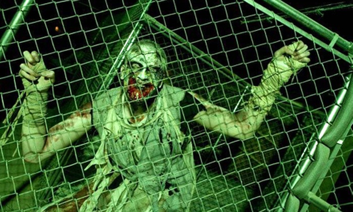Delray House of the Undead - Delray Beach: Visit to Delray House of the Undead for One or Two on Friday, October 25 (Half Off)