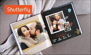 Up to 83% Off Photo Book from Shutterfly at Shutterfly, plus 6.0% Cash Back from Ebates.