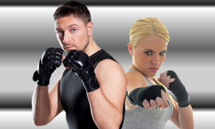 El Paso Karate - Pleasant Hills West: One or Two Months of Combat Cardio Classes for One or Two at El Paso Karate (Up to 76% Off)