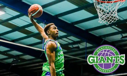 image for Manchester Giants, Junior Ticket and Coaching, 30 March - 29 April, Lucozade Powerleague Sportsdome (Up to 29% Off)
