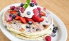 Up to 44% Off Food at Stacks Breakfast and Lunch Redwood City