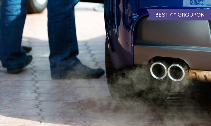 Temecula Tire & Auto Repair - Temecula Tire & Auto Repair: Smog Check for One or Two Vehicles at Temecula Tire & Auto Repair (Up to 62% Off)