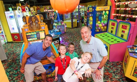 16-Inch Two-Topping Pizza and Soda with Games at Great Wolf Lodge (Up to 30% Off). Two Options Available.
