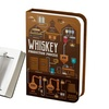 Whiskey Book Flask