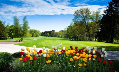 image for $64 for 18 Holes of Golf for Two with Cart at New Richmond Golf <strong>Club</strong> ($122 Value)