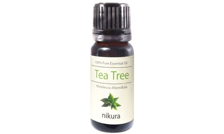One, Two or Three Tea Tree or Ylang Ylang Essential Oils