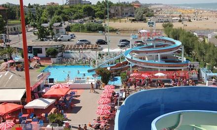 2 o 4 ingressi al Beach Village a 16,90€euro