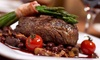 New Steine Bistro - Brighton: Three-Course A La Carte French Meal for Two or Four at New Steine Bistro (Up to 62% Off)