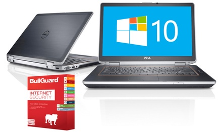 RefurbishedDell Latitude E6320 Core i5 2nd GenWindows 10 Home 64Bit Laptop with Optional Antivirus With Free Delivery