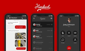 Hushed – 92% Off Private Second Phone Number
