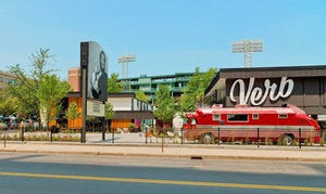 The Verb Hotel: Stay at The Verb Hotel in Boston, MA, with Dates into March