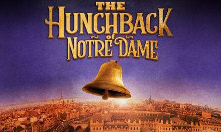 Hunchback of Notre-Dame, 8 August1 September at Iris Theatre (Up to 30% Off) (London)