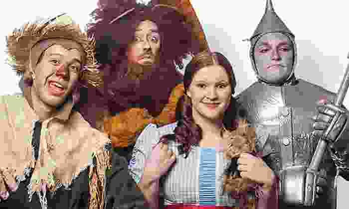 """The Wicked Wizard of Ahhs"" - The Off Broadway Theatre: ""The Wicked Wizard of Ahhs"" for Two at The Off Broadway Theatre Through April 12 (Up to 38% Off)"