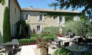 Saint-Rémy-de-Provence : 1 ou 2 nuits avec pdj et dîner gastronomique Saint Rémy De Provence