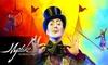 "Entrada para ""Mystike Le Grand Cirque"" Barcelona"