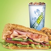 Up to 36% Off Sub Sandwich Meal