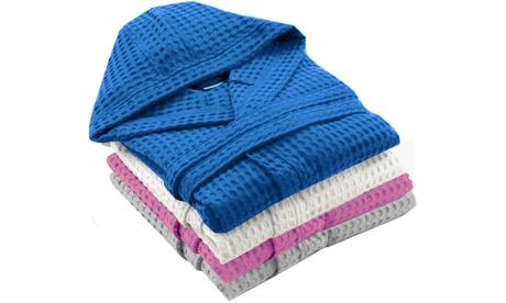 1 o 2 accappatoio unisex disponibile in vari colori e taglie
